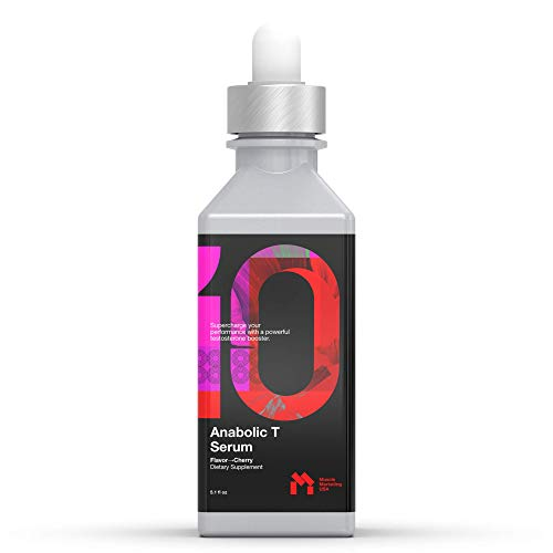 MMUSA Anabolic T Serum, 5.1 Fl Oz