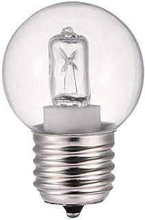 E27 40W Lámpara de bombilla de cocina de horno blanco cálido 110-250V Lámpara de bombilla de 500 ° C Luz resistente al calor Lámpara de bombilla horno alta temperatura para microondas Refrigeradores