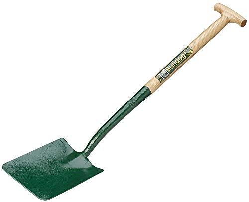 Square Shovel No.000 28″ T H/Wood, Product Range Bulldog Tools – Square Mouth Shovels, Shovel Tools