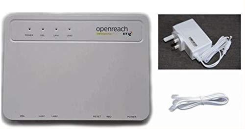 BT OPENREACH Modem (Fibre Optic) for BT Infinity, Sky Fibre, TalkTalk &...