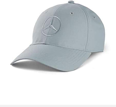 Mercedes Benz Golf Cap Ventilated UV Protection/Odor Control Tech - Quarry White