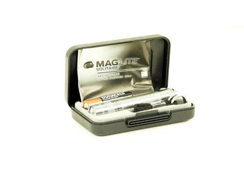 Maglite K3A392U coffret Solitaire vert 8cm