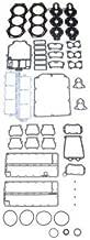 OMC / JOHNSON / EVINRUDE 150 HP 1978-1992 , 155 HP 1978-1992 , 175 HP 1977-1983 , 185 HP 1984-1985 , 200 HP 1976-1983 , 235 HP 1978-1979 , 2.5 Liter 1982-1985 Complete Power Head Gasket Kit V6 Cross Flow WSM 500-140 OEM# 391988