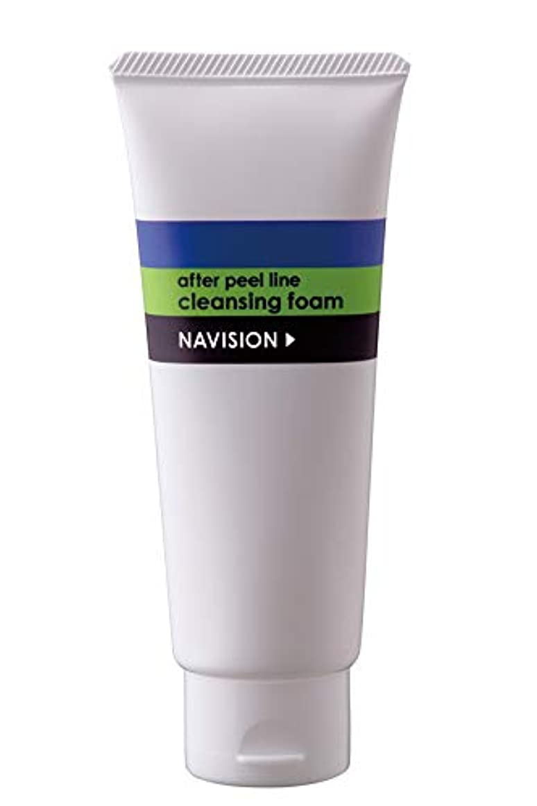 テロマスク満員ナビジョン NAVISION クレンジングフォーム ~資生堂 洗顔料