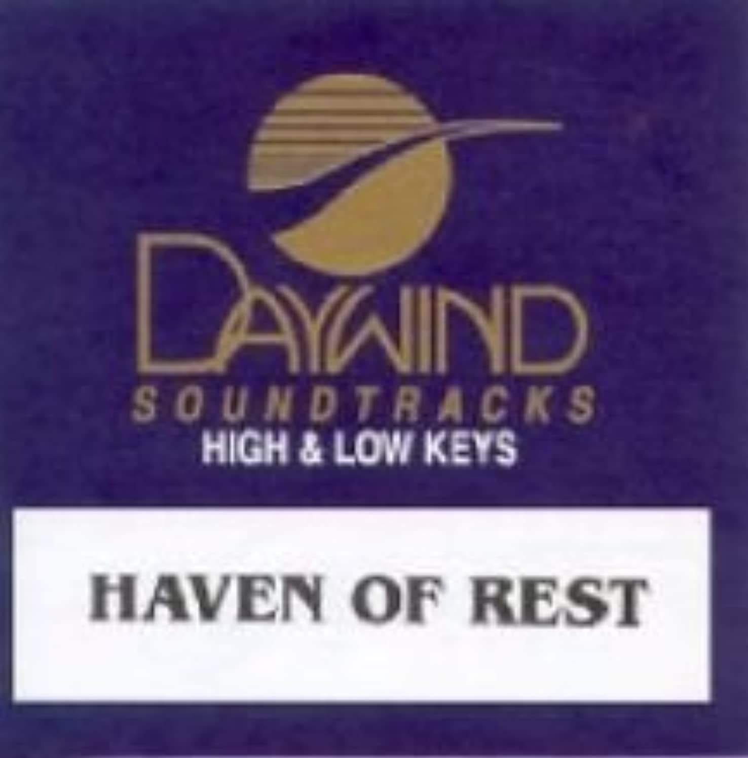 Haven Of Rest Accompaniment/Performance Track