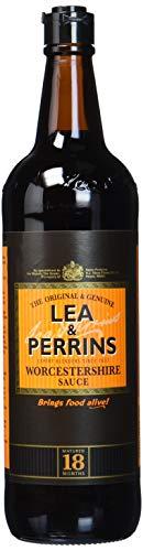 Lea & Perrins LeaundPerrins Worcester Sauce , 6er Pack (6 x 568 ml)
