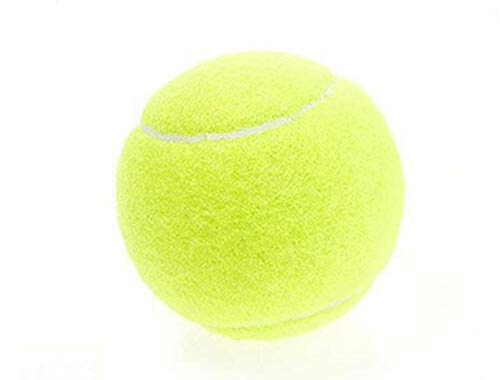 Renquen Hochelastischer, strapazierfähiger Tennisball für professionelles Training für Gesundheit und Gesundheit.