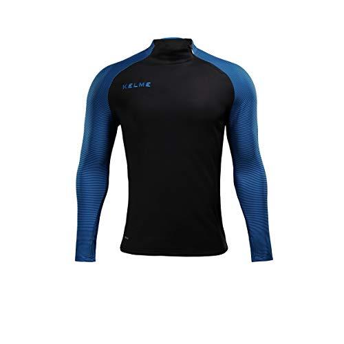 Kelme Unisex, młodzieżowa bluza Montes Kelme czarny xxl