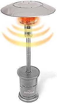 Sun Joe SJPPH48-SLV 48000-BTU Max Propane Outdoor Patio Heater