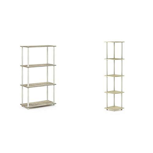 Cream Shelf Unit