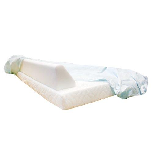 Cot Size 120cm Children's Foam Bumper Guard, Pack of 2