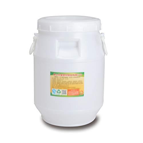 Cubo De Almacenamiento De Agua, Barril De Enzima Doméstico Multifunción Sellado For Vino/Almacenamiento/Almacenamiento JNCSX (Size : 30L)