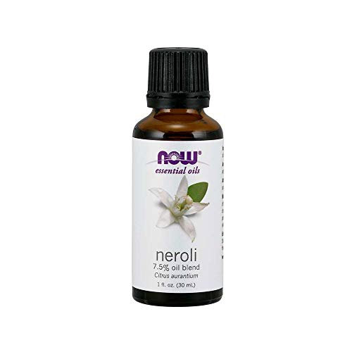NOW Essential Oils, Neroli Oil, Deeply Floral Aromatherapy Scent,...