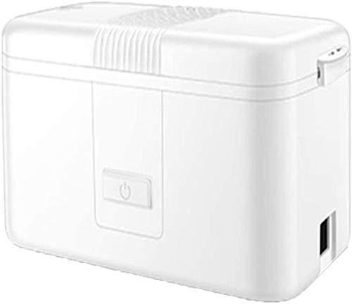 Boîte à lunch électrique Nfudishpu Boîte à lunch électrique, Chauffage enfichable Cuisine Boîte à lunch Single Layer Lunch Box Céramique Intérieure Automatique Power Off Lunch Box Chauffage Électrique