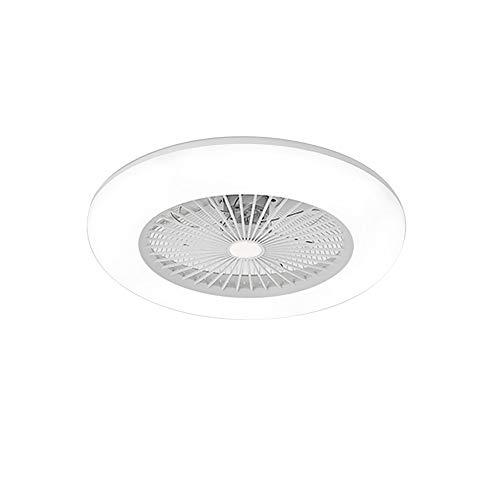 Deckenventilator mit Beleuchtung 180V-265V LED-Leuchte mit APP-Handysteuerung Unterstützung BT-Verbindung für Schlafzimmer Wohnzimmer Esszimmer