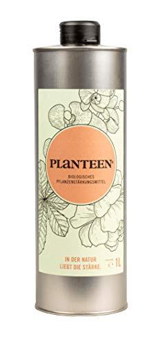 PLaNTEEN 1L biologisches Pflanzenstärkungsmittel, schützt natürlich vor Schädlingen, zur direkten oder indirekten Applikation, zur Kräftigung & Stärkung schädlingsanfälliger Pflanzen, 1 Liter, braun