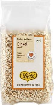 Werz Bio Dinkel gepufft ungesüßt (6 x 150 gr)
