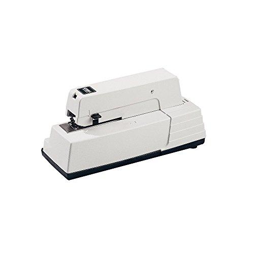 Rapid 90EC Elektrische nietmachine, 30 vellen, kunststof, metaal, elektronica, rubberen onderlegger 66/6 Heftklammern zwart/wit