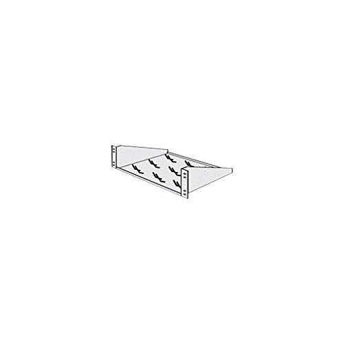 Preisvergleich Produktbild APRA 48, 26cm 19Zoll Fachboden 2HE 42, 5x35, 0cm 16, 73x13, 77 Zoll bis 12kg grau 26519202