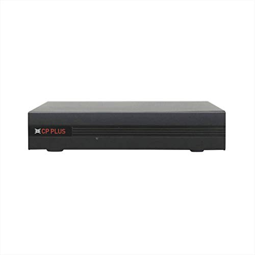 CP PLUS 1080P Lite Cosmic Full HD 4 Channel Digital Video Recorder (DVR) +Records CCTV footage in a Digital Format - CP-UVR-0401E1-CS