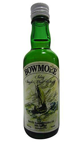 Bowmore - Sherriffs Sailing Ship Miniature - 8 year old Whisky