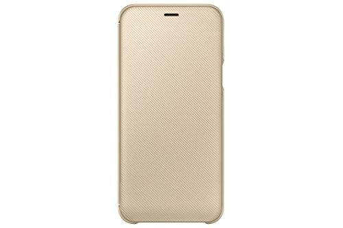 Samsung EF WA600Portafoglio Cover per Galaxy A6Gold