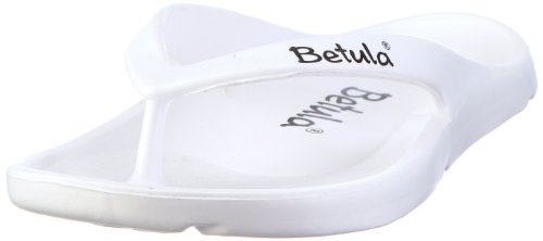 Betula Energy 083571, Unisex - Erwachsene, Zehentrenner, Weiss (white), EU 46 (UK 11.5) (US M 13)