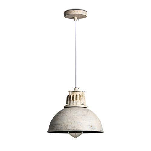 TB kroonluchter, 4 W LED E27 lichtbron plafondlamp kroonluchter industrieel restaurant creatieve lampenkap kroonluchter