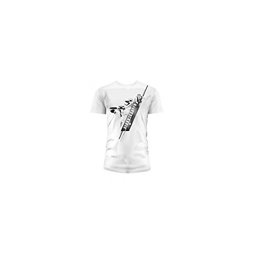 SD Toys - T-Shirt - Star Wars Episode 7- Homme Stormtrooper Blaster Blanc Taille XXL - 8436546898740
