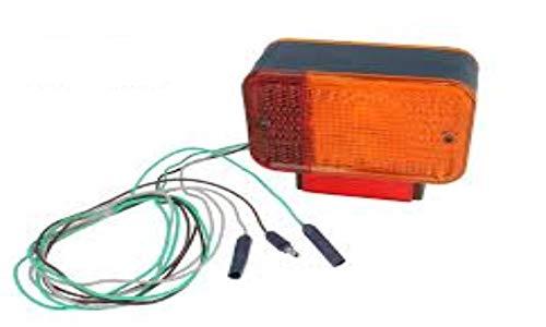 John Deere Original Equipment Lamp #LVA14366