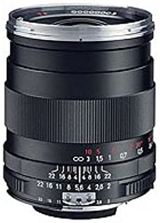 Zeiss 35mm f/2.0 Distagon T* ZF Manual Focus Wide Angle Lens for the Nikon F ...
