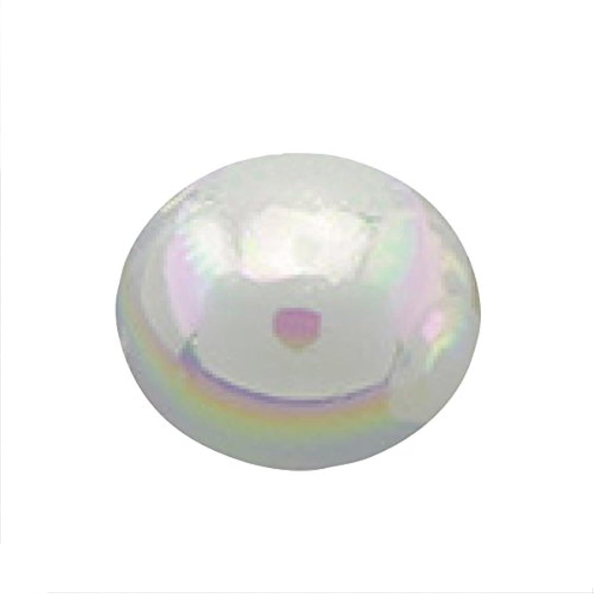 相対性理論フェッチ返還パールオーロラオフホワイト1.5mm(50個入り)