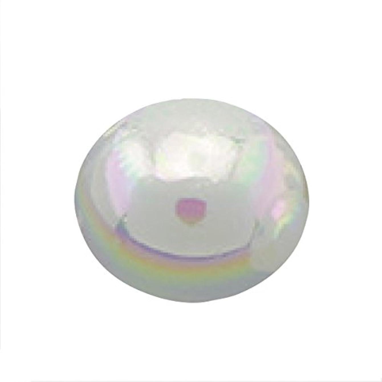 悪性高尚な鋼パールオーロラオフホワイト1.5mm(50個入り)
