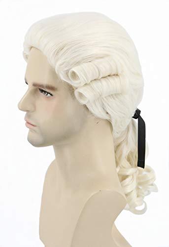 comprar pelucas hombre con trenzas on-line
