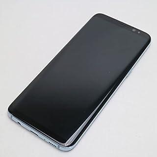 白ロム docomo Galaxy S8 SC-02J ブルー
