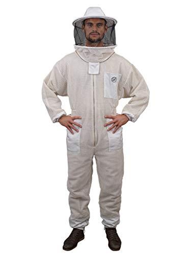 Humble Bee 420 Atmungsaktiver Imkeranzug mit Rundschleier