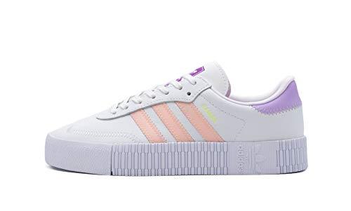 ADIDAS SAMBAROSE W Zapatos Deportivos para Mujer Blanco FX8103