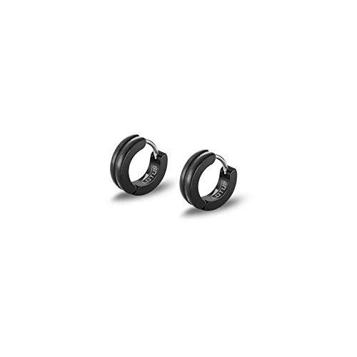 Lotus Style Pendientes modelo LS2156-4/2 de la colección Men's Earrings en acero para caballero