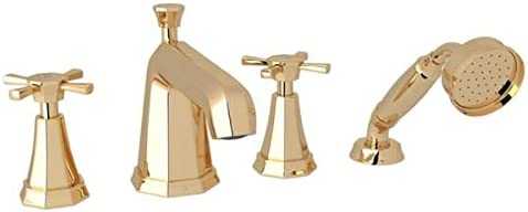 ROHL Max 61% OFF U.3153X-EG TUB English FILLERS Gold Discount is also underway