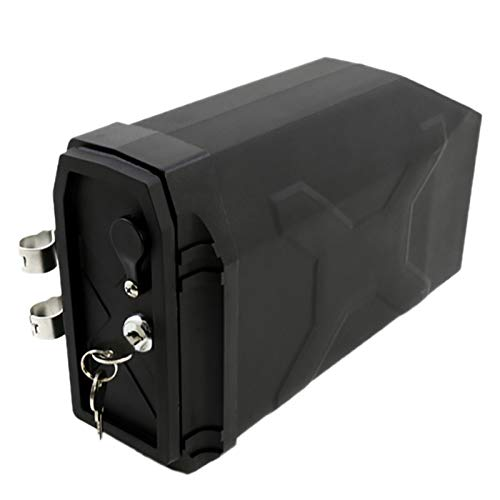 Katigan Caja de Herramienta de Motocicleta Caja de Herramienta de Marco Lateral de Motocicleta para R1200GS /ADV 14-18 R1250GS TRK502 16-19 5 litros para Lado Izquierdo