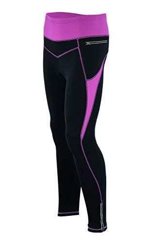 ProAthletica Coolmax Acolchada de la Mujer 3//4/Leggings Mujer Ciclismo Yoga Ejercicio Gimnasio
