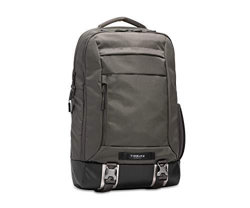 TIMBUK2 Authority Laptop Backpack Deluxe, Titanium