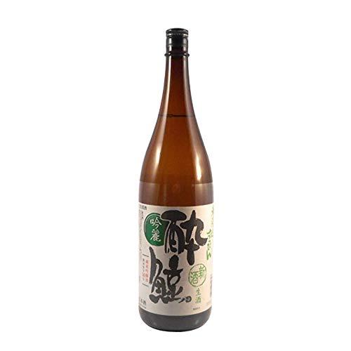 日本酒 酔鯨 純米吟醸 吟麗未濾過すっぴん 1.8L 酔鯨酒造 要冷蔵
