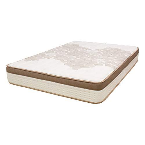ConfortLas Colchón de Espuma HR viscoelástico Visco Luxe, 105x190