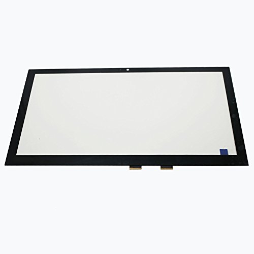 "LCDOLED 15.6"" Laptop Touch Screen Digitizer for Toshiba Satellite L55w-C5153 L55W-C5252 L55W-C5258"