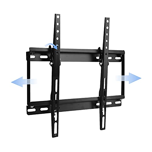 Tilting TV Wall Mount for Most 26-55 Inch TVs,Low Profile Design Flat Screen LED LCD TVs Mount...