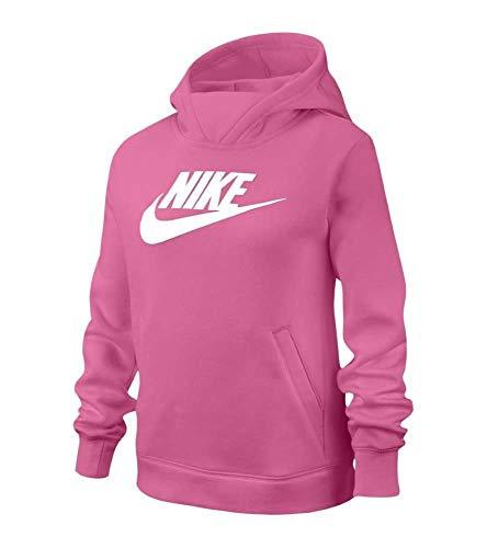 Nike Kinder NSW Pe Pullover, Pinksicle/White, XS