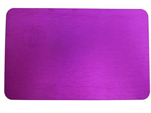 Tesla Purple Energy Plates - Small Plate by Tesla
