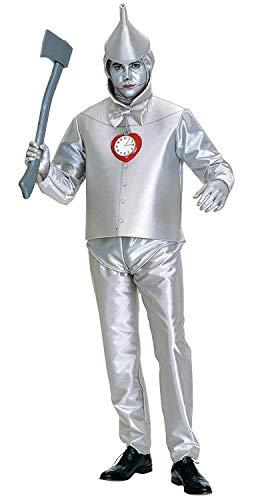 Plus Size Tin Man Fancy Dress Costume Plus