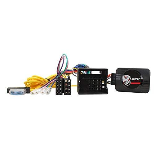 Interface Commande au volant MC5J compatible avec Mercedes 07-12 Fakra Sans ampli JVC